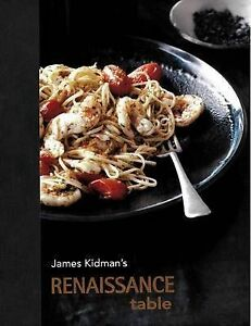 Renaissance Table by James Kidman (Hardback, 2011)
