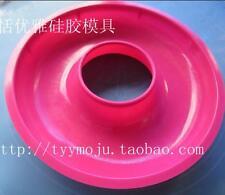 "9"" BIG Silicone Donut doughnut Baking Cake Pan Mold Mould Bakeware"
