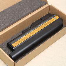 9 Cell 7800mAh Laptop Battery for Lenovo IBM Thinkpad T60 T61 R60 R60e 40Y6797