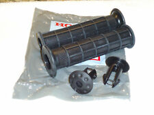 PAIR (2) HONDA ATC350 X ATC250 R ATC250 ES SX HAND HANDLE BAR GRIPS END CAPS
