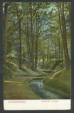 Bloemendaal  Boschvliet  De Beek  1908