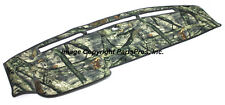 NEW Mossy Oak Treestand Camo Camouflage Dash Mat Cover / FOR 2009-14 FORD F150