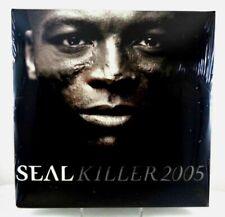 Seal KILLER 2005, Remixes, 2x Vinyl, Maxi-Single, Warner Bros. (2005) Sealed