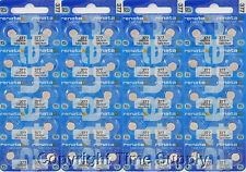 40 pc 377 Renata Watch Batteries SR626SW FREE SHIP 0% MERCURY