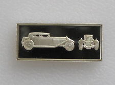 1927 Bugatti Type 41 Royale 2.5g Proof Sterling Silver Ingot Franklin Mint D6624