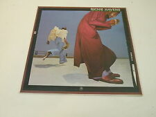 THE RICHIE HAVENS - THE END OF THE BEGINNING - LP 1976 A&M RECORDS ITALY VG++/EX