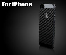For iPhone 4 4S 5 5S 6 PLUS Carbon Full Body Wrap Sticker Protector Skin Cover