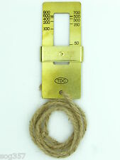 Ted Cash 19th Century Range Finder  Black Powder Muzzleloading