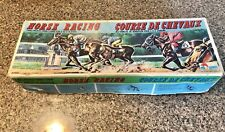 Antique Hong Kong Horse Racing Game by Shinsei Battery Operated