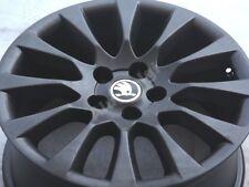 4X ORIGINAL  SKODA SUPERB II VW 17 ZOLL 3T0601025G