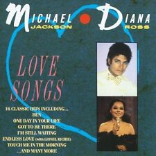 Michael Jackson Love canzoni (Split compilation feat. Diana Ross)
