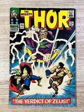 The Mighty Thor #129 (Marvel Comics) Silver Age