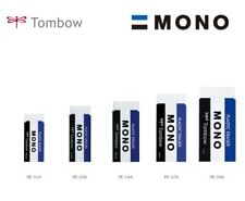 Tombow Mono Eraser White Choose from 6 Type PE-09A,ET-ST