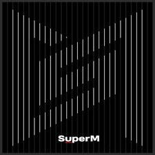SuperM 1st Mini Album 2019 Super M CD w/ Booklet + Poster + Fan Card * SEALED *