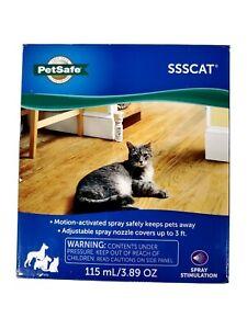 PetSafe SSSCat Cat Motion Activated Spray Deterrent PPD00-16168