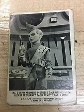 THUNDERBIRDS SOMPORTEX LARGE GERRY ANDERSON # 2