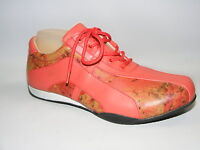 Madness Women's Red Size 8 M Shoes 5424 Athletic Oxford Casual Athletic Lace Up