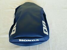 HONDA QR50 MODEL REPLACEMENT SEAT COVER  BLUE (H235--n4)