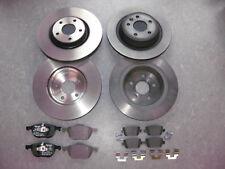 Original Ford Komplett 99001 Bremsscheiben Beläge Vorne und Hinten FOCUS MK1