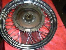 "16"" rear wheel 1970 Triumph 650 Bonneville"