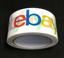 Official eBay Brand Logo Packaging Tape 1 ROLL BOPP Shipping Packing Box Sealing
