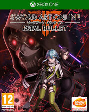 Sword Art Online Fatal Bullet XBOX ONE IT IMPORT NAMCO