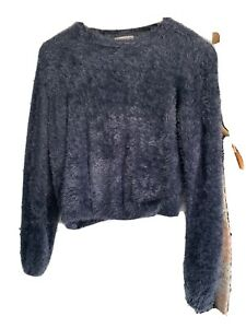 Pull And Bear Fuzzy Jumper Size Small