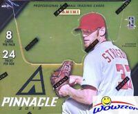 2013 Panini Pinnacle Baseball MASSIVE Factory Sealed HOBBY Box-2 AUTOGRAPHS