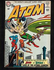 Atom #7 ~ 1st Hawkman Team-up ~ (7.0) 1963 WH