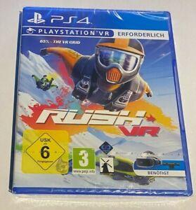 Sony Playstation 4 Spiel Rush VR PS4