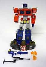 "TRANSFORMERS OPTIMUS PRIME 20TH ANNIVERSARY Hasbro Master Piece 12"" Figure 2006"