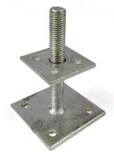 Gartenpirat GP8100 Pfostenträger (Verstellbar) 35-160 mm