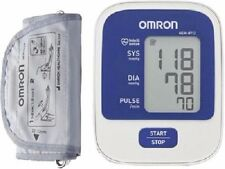 Omron HEM 8712 upper Arm Bp Blood Pressure Monitor with large cuff (32 - 42 cm)