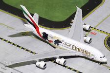 GEMINI JETS EMIRATES AIRBUS A380-800 1:400 NEW WILDLIFE 2  GJUAE1668 IN STOCK