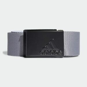 Adidas Reversible Webgürtel Golf Herren Grau