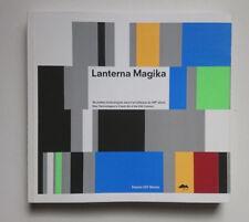 lanterna magika, Nouvelles technologies dans l'art Tchèque du XX siècle