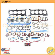 Head Gasket Set Kit For 02-11 Ford Mercury Lincoln 4.6L V8 VIN Code 9 V W MLS
