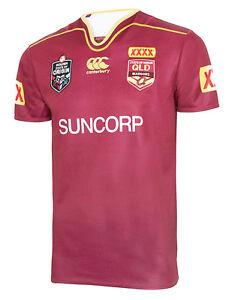 Queensland State of Origin Mens Rugby Jersey