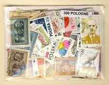 Pologne - Poland 300 timbres différents