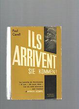 Stanno arrivando Sie Kommen La battaglia di Normandie Paul Carell rif. E13