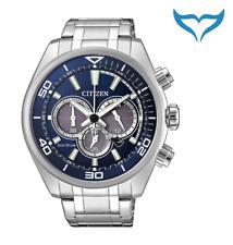 Citizen Chronograph Armbanduhr CA4330-81L Eco-Drive Stoppuhr 10bar Herren 24 NEU