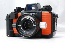 *Not ship to USA* Problem Nikon Nikonos V Film Camera w/35mm f2.5 Lens SN3044396