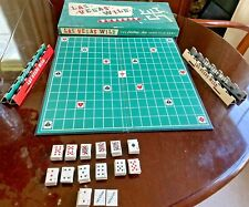 Las Vegas Wild Board Game Lith-o-Ware Inc Vintage Dated 1954 Complete