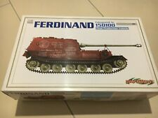 "1/35 CYBER HOBBY 6436, FERDINAND 150100 ""FINAL PRODUCTION"" + FRIUL - NEU RAR OVP"