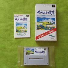 SNES Super Famicom - New 3D Golf Simulation Pebble Beach no Hatou (JAP) inkl OVP