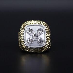 NBA Los Angeles LA Lakers Magic Johnson 1987 Championship Ring with Box