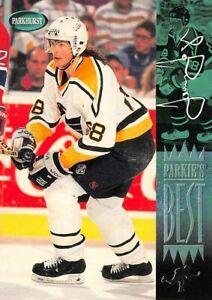 1994-95 Parkhurst #314 Jaromir Jagr PB  **  Pittsburgh Penguins  **
