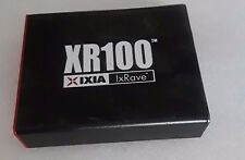 IXIA    XR100   NOT POWER CORD INCLUDED ONLY BOX USED TESTED WORKING