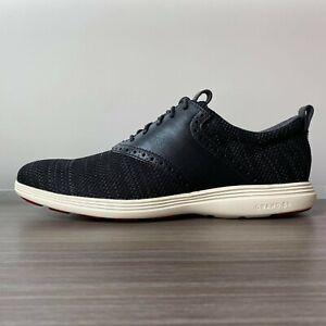 Cole Haan Grand Tour Knit Oxford Shoes size 10.5 $150 C31345