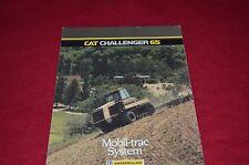 Caterpillar Challenger 65 Tractor Dealer's Brochure FMD AEDA6612